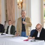 Convegno a Valeggio a Villa Sigurtà, nell'ambito della settimana europea dei rifiuti